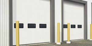 индустриални врати (гаражни врати)