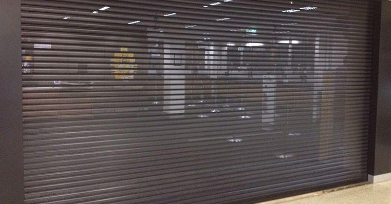 врата на магазин