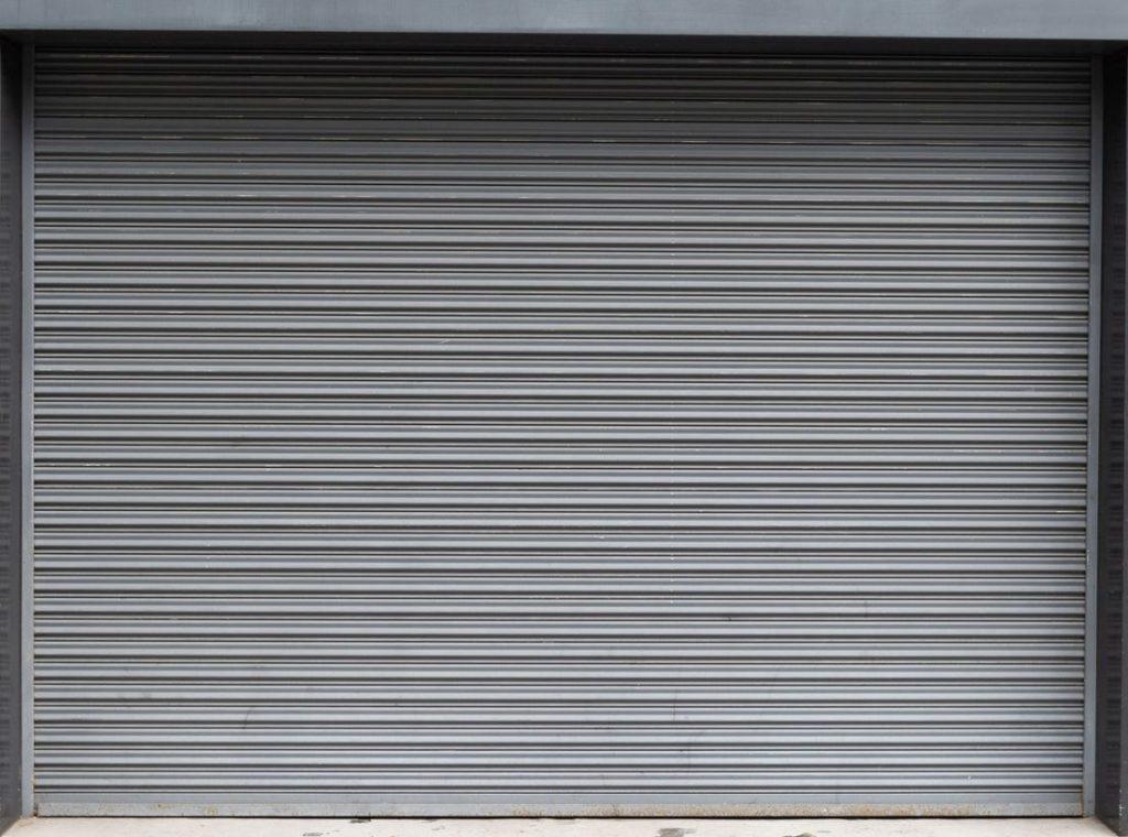 алуминиеви гаражна врата